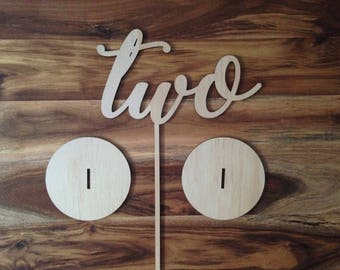 TIMBER TABLE NUMBERS, rustic wooden table numbers for wedding, function, or dinner party