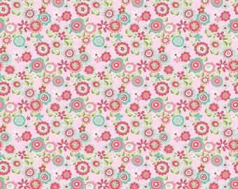 20% OFF Butterflies & Berries by RBD Designs Pink Floral