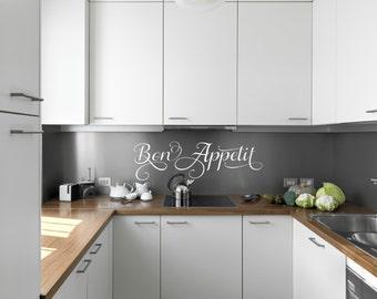 Bon Appetit SVG Vector- Digital Download; Vinyl Ready Designs