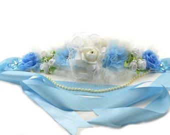 Maternity Sash, Baby Shower Sash, Pregnancy Sash, Maternity Belt