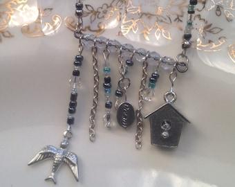 Birdhouse Dream Necklace