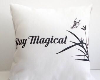 Souhaitez-vous l'oreiller magique