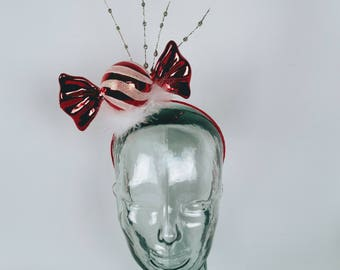 Sweet Candy Fascinator