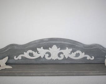 Excellent gray weathered wood