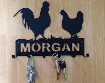 Chicken Key Holder