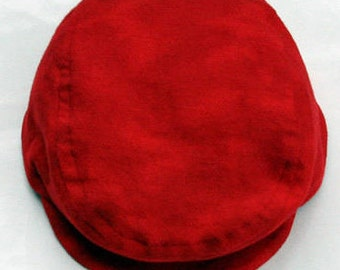 Boys Newsboy Hat, Baby Boy Formal Wear, Page Boy Outfit, Baby Driving Cap, Ring Bearer Outfit, Red Boys Hat, Toddler Hat, Boys Flat Hat