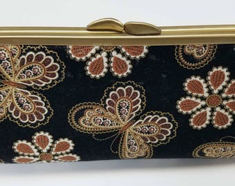 Modern Clutch Finished Gold