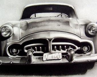 Utah Packard - Pencil Drawing