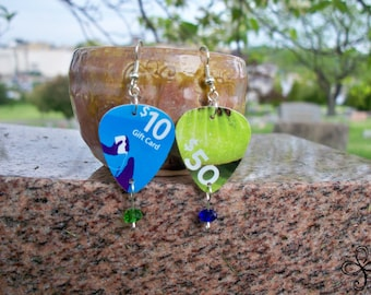Mismatched Pick Earrings (50/10)