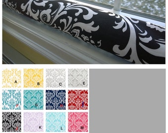Door draft  stopper COVER, door draft stopper,  custom door dodger,  door draft stopper.