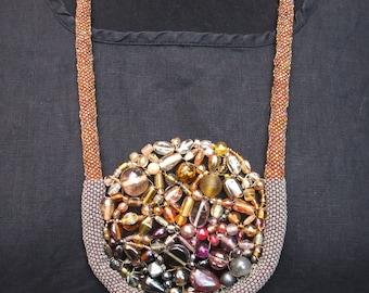 BELLEZZA statement necklace wearable art  EBW Team