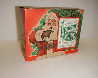 Rare Vintage Tipperary Advertising Tobacco Santa Christmas Store Display
