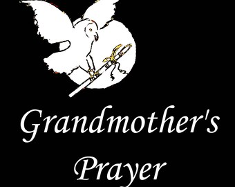 Grandmother's Prayer, from the album I Walk in Peace, Native American Flute Music