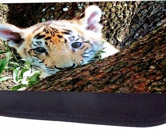 Tiger Cub Black Pencil Bag - Pencil Case