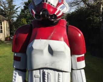 Shocktrooper Full armour
