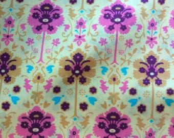 Tana lawn fabric from Liberty if London, Katherine Bryne.
