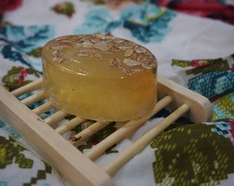 Honey and Oats - Handmade Soap