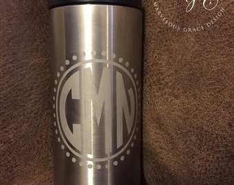 Custom Etched YETI