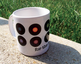 For the Record Mug,