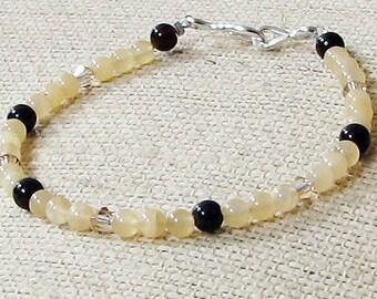 Gotas de Sangre Bracelet (Inspired by Frida Kahlo's The Two Fridas)