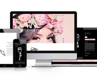 Shopify WordPress website design / Ecommerce WordPress website /Custom Website / Custom web design / Professional website / Business website