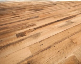 100 sq ft 120 yr. old Authentic Barn Wood Flooring