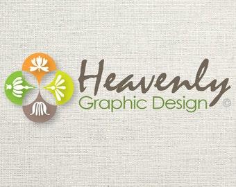 Custom Logo Graphic Design, Biz Card, envelope and letterhead - No Procrastinating, Get it Done This Week.