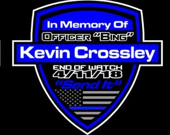 Kevin Crossley Stickers