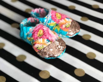 Design your own! Baby Booties, Baby Shoes, Stay on booties, newborn booties, toddler booties, crib shoes