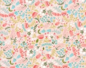 Moda Fabrics - Home Sweet Home Pink (20574 12) designed by Stacy Iest Hsu for Moda Fabrics