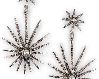 Celebrity Inspirede Starburst earrings
