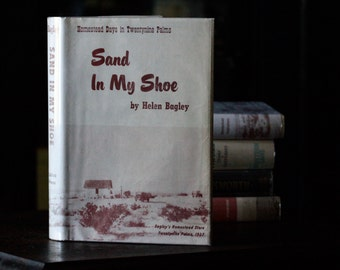 Sand In My Shoe, Helen Bagley, Calico Press, 1978