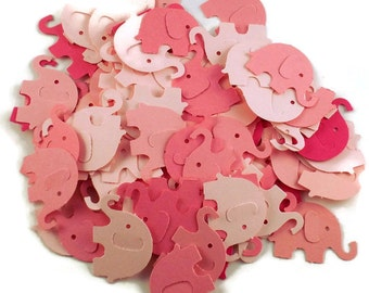 Funfetti  Paper Confetti  Elephants in Pink Pop