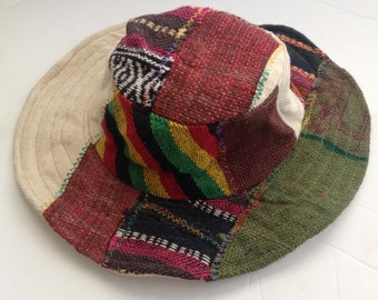 Eco Friendly Hemp Sun Hat