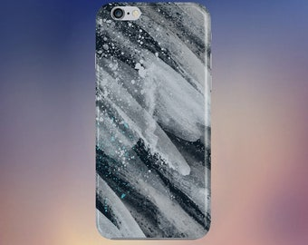 Winter galaxy phone case for apple iphone, samsung galaxy, and google pixel