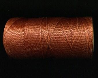 Brown macrame 25 Linhasita, 180 meters coil
