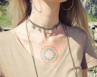 Collar Of Concentric Circles