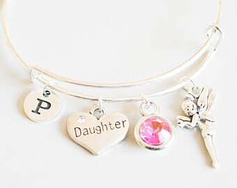 Daughter Gift, Daughter birthday gift, Daughter Christmas Gift, Daughter bracelet,Personalized gift for daughter, Bracelet for her, GodChild