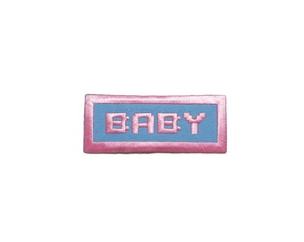 BABY Iron - On Patch