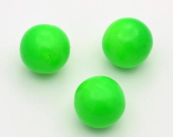 14mm Neon Color Angel Caller Harmony Bola Pendant Ball (B470s-w)