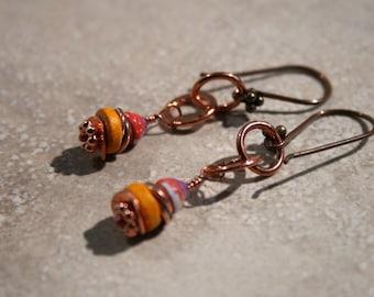 CopperWorks Earrings