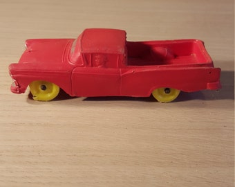 Vintage 1950s rubber car by Auburn - PRICE INCLUDES SHIPPING