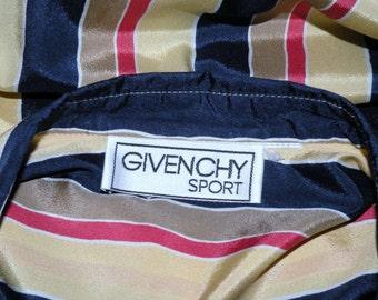 GIVENCHY Sport Lovely Stripe Blouse Size M to L