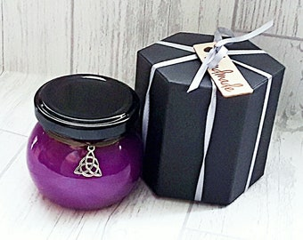 Spell candle Home Blessing, spiritual candle, magical candle, intention candle, manifesting candle, witchcraft candle, pagan candle