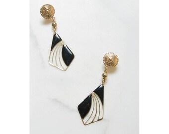 1970s Dangle Earrings