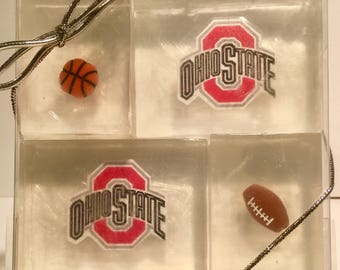 Ohio State soaps for adult/kid party favors, stocking stuffers or holiday gifts