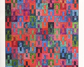 Quilt Pattern - Gemini by Designs by jb