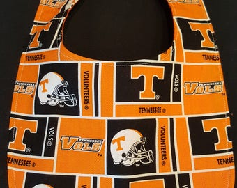 University of Tennessee Volunteers Inspired Custom Baby Bib