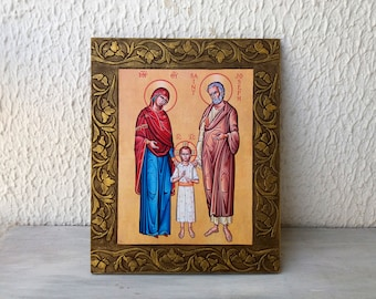 Saint Joseph,St Joseph,Patron Saint,Husband of Mary,Orthodox Saint,Chtistian Saints,Saints Artwork,Saint Icon,Guardian of the Holy Family