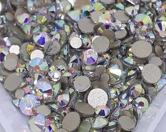 AB Crystals - Glass, Gems, Nailart